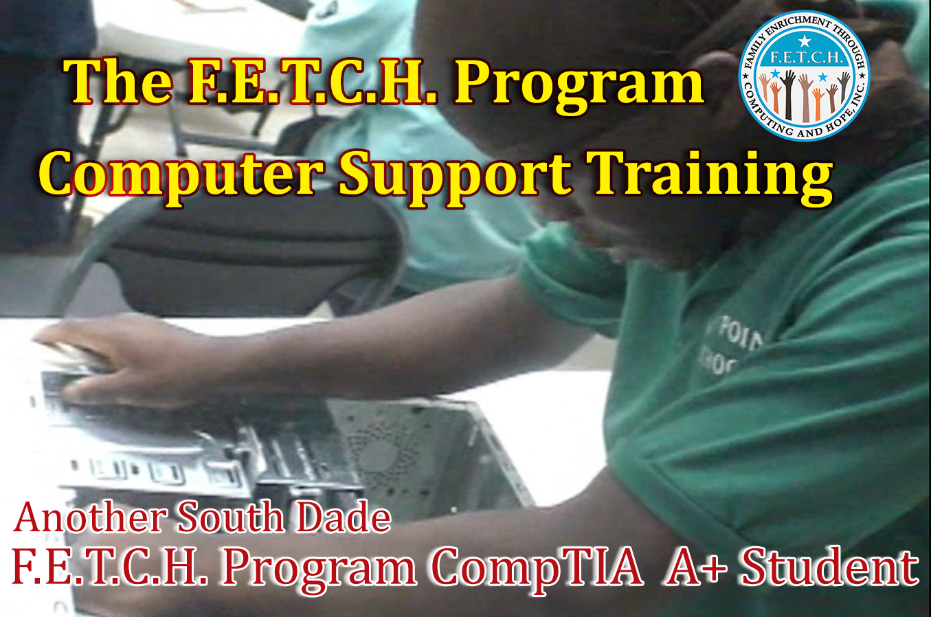 Computer Support Training